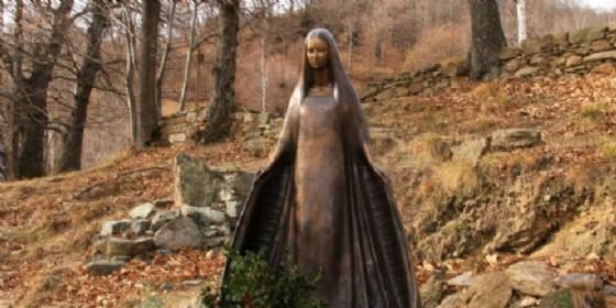 La Madonna del Piumin di Bagneri
