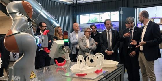 Electrolux: inaugurata la prima Innovation Factory. A Porcia mille occupati nell'area Ricerca e Sviluppo