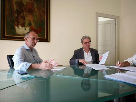 Incontro del vicegovernatore con i rappresentanti sindacali dei medici di medicina generale