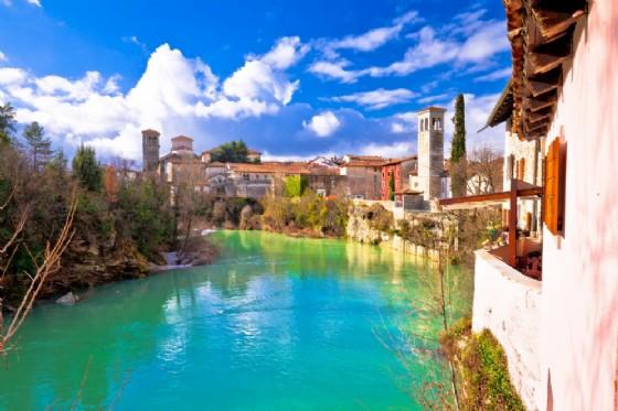 Fiume Latisone a Cividale del Friuli