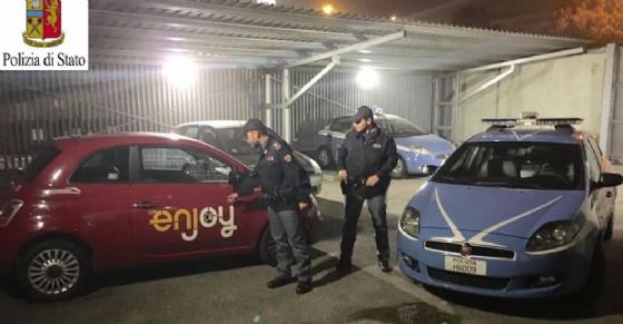 Account Enjoy venduti a Porta Palazzo: polizia ferma minorenne senza patente alla guida (immagine archivio)