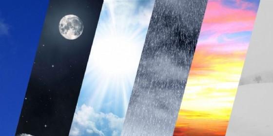 Previsioni meteo per sabato 15 settembre