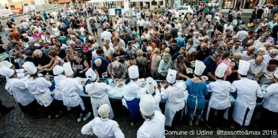 Friuli Doc: Udine diventa un palcoscenico a cielo aperto