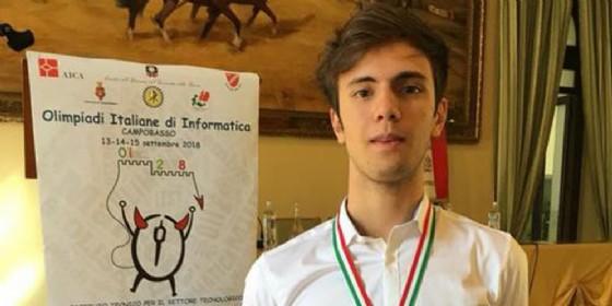 E' friulano il primo classificato alle 'Olimpiadi italiane di Informatica'