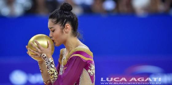 Ritmica: Alexandra Agurgiuculese (Asu) è la 9^ migliore al mondo