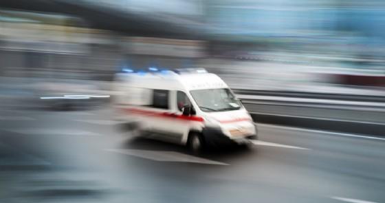 Ambulanza - Immagini di repertorio