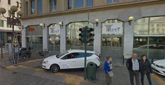Turet in piazza Solferino