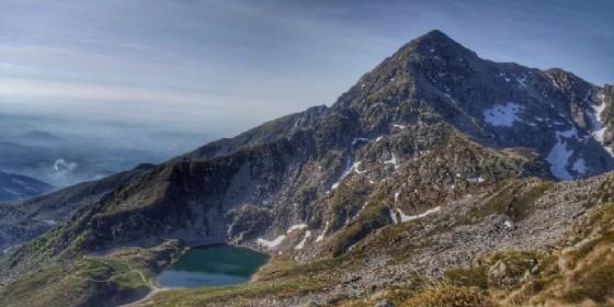 Panoramica del monte Mucrone