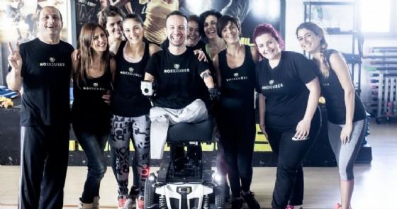 Massimiliano Sechi e il suo team
