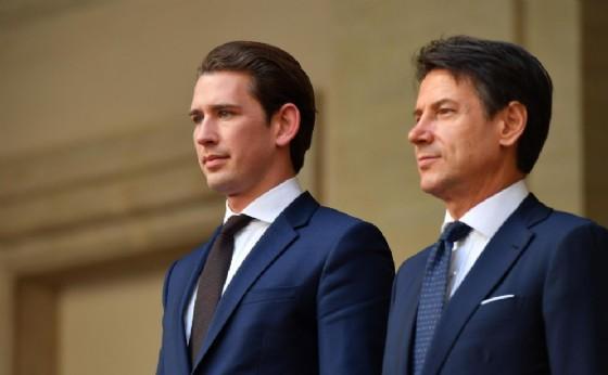 Conte va a Salisburgo per vertice informale Ue, focus su migranti