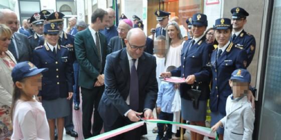 Trieste: inaugurati i nuovi uffici della polizia ferroviaria del Fvg