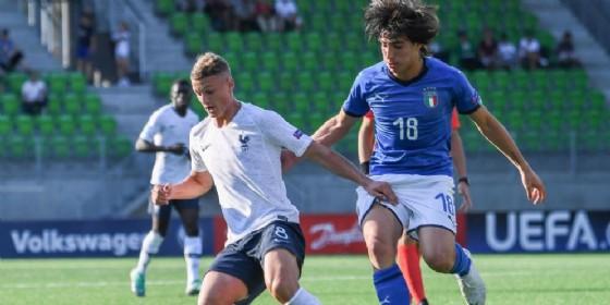 Sandro Tonali, centrocampista del Brescia