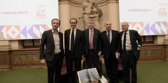 Presentata la nuova edizione della Barcolana: evento sportivo e strumento di promozione del Fvg