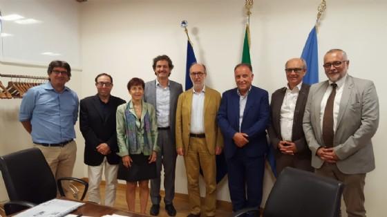 Incontro tra vicegovernatore Riccardi e vertici di Federsanità Anci Fvg