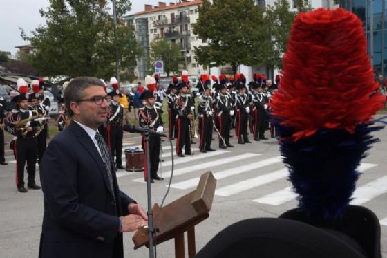 Intervento dell'assessore regionale Pierpaolo Roberti a Monfalcone