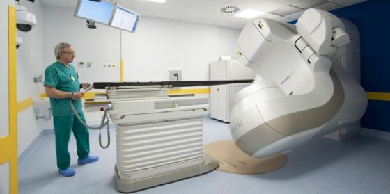 Cro Aviano, iniziata in oncologia radioterapica l'attività con il nuovo acceleratore lineare
