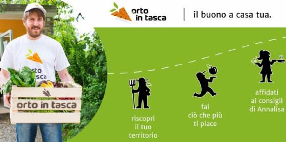 """A Pordenone arriva l' """"Orto in Tasca"""", la consegna di prodotti agricoli a km zero"""