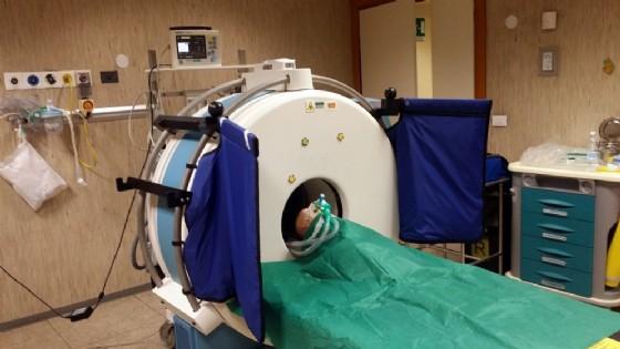 Buone notizie per i pazienti torinesi: alla Città della Salute arriva una nuova tac portatile