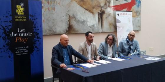 Nasce Ceghedaccio Symphony Orchestra Fvg: debutto al Teatro Nuovo Giovanni da Udine