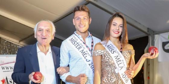 Pantianicco: eletti Miss e Mister Melo 2018
