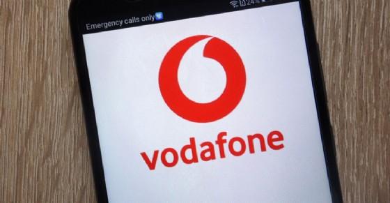 Vodafone offline stamattina