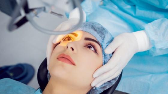 Operazione di cataratta