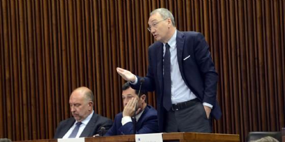 Bolzonello (Pd): «Tre giorni di Aula per il nulla»