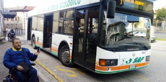 Pizzimenti assicura: «Più fermate dei bus con pedane per disabili in Fvg»