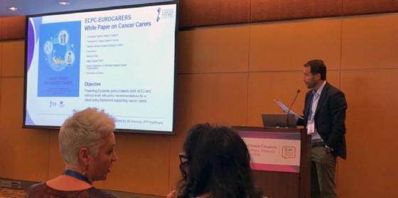 Pietro Presti al World Cancer Congress
