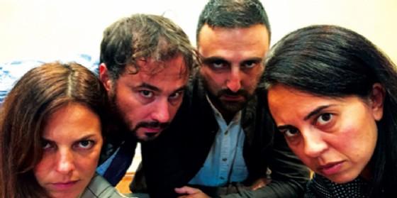 'Noi non siamo barbari': sale il sipario del Teatro dei Fabbri