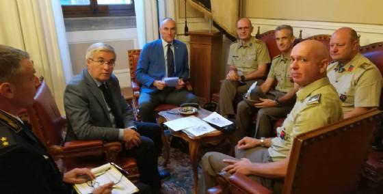 Celebrazioni del 3 novembre: ok al programma dal sindaco Fontanini e dal generale Morace