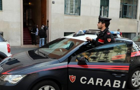 Carabinieri a Milano, foto di repertorio