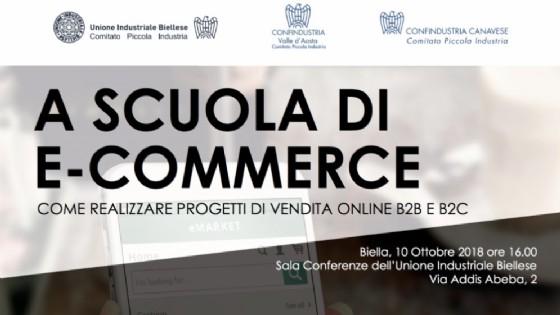 A scuola di E-Commerce
