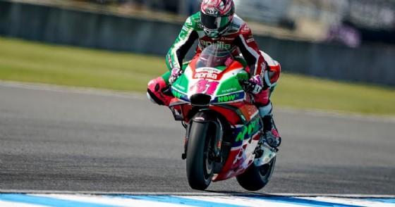 Prima giornata di prove per la MotoGP in Thailandia