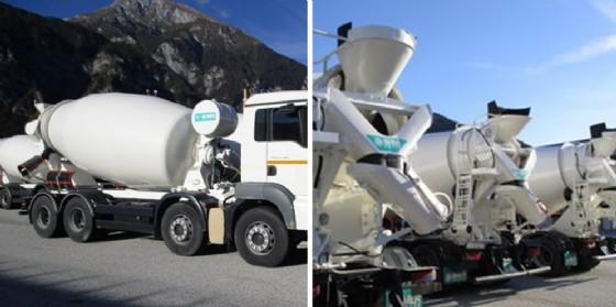 La Polstrada sequestra sei betoniere dirette in Polonia per un valore di 500mila euro