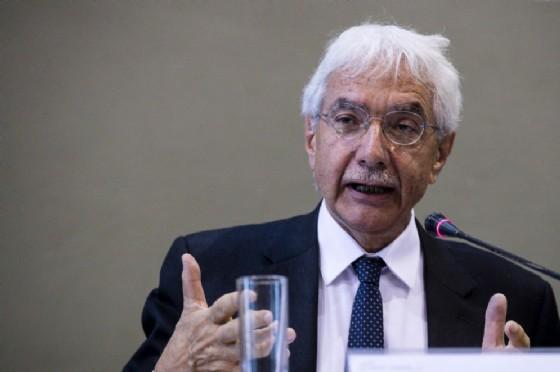 Il direttore generale della Banca d'Italia Salvatore Rossi