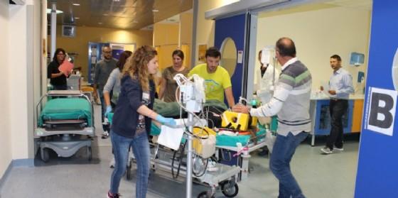 Pronto soccorso, ecco come si prepara il team dell'ospedale di Biella