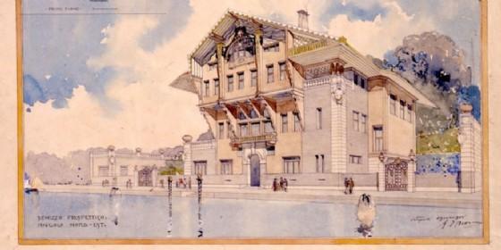 L'architettura di Raimondo D'Aronco raccontata da Diana Barillari