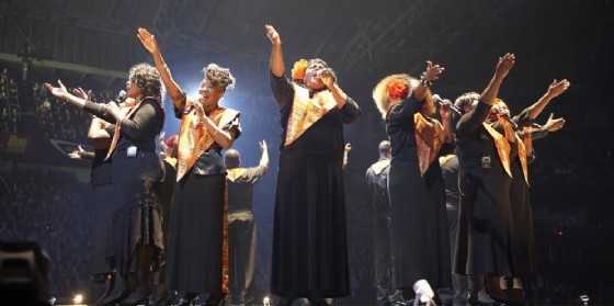 L'Harlem Gospel Choir in concerto in Fvg con un'unica data!