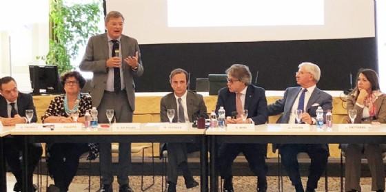 Giovanni Da Pozzoè il nuovo presidente della Camera di Commercio di Pordenone e Udine