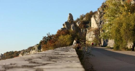 La Regione interviene per ripristinare la viabilità della cosiddetta strada Napoleonica