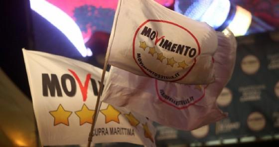 Bandiere Movimento 5 Stelle