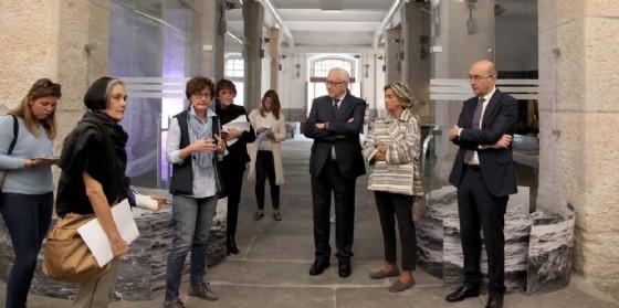 'Lloyd, Deposito a vista': nuova mostra al Magazzino 26 del Porto Vecchio di Trieste