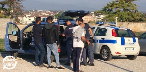 Udine, salita del Castello passata al setaccio dalla Polizia
