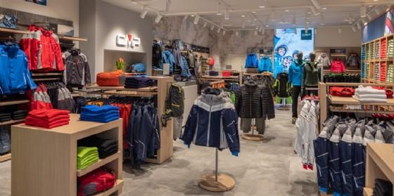 Nuova apertura al Palmanova Outlet Village: ha inaugurato Cmp, negozio di sportswear