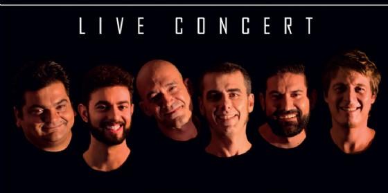 Neri per caso: live concert a Udine per beneficenza