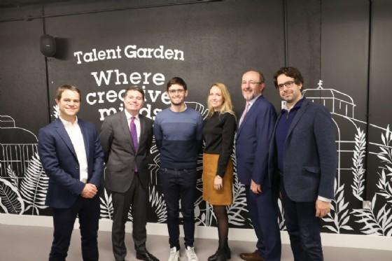 Il coworking italiano piace all'estero: Talent Garden inaugura nuovo hub a Dublino