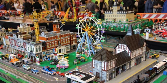 Mattoncino pazzo: Lego® party al Bearzi
