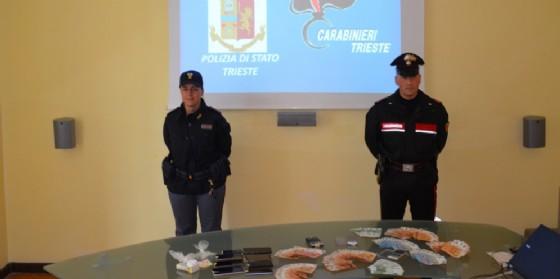 Operazione 'White Car': 23 arresti e oltre 100 chili di droga sequestrati