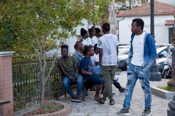 Migranti a Riace